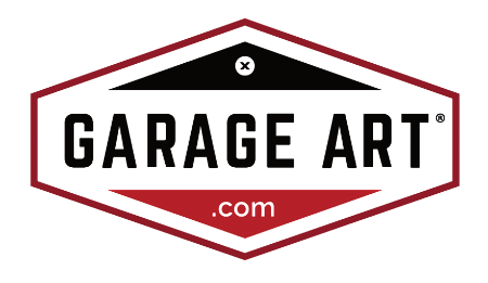 Garage Art Logo