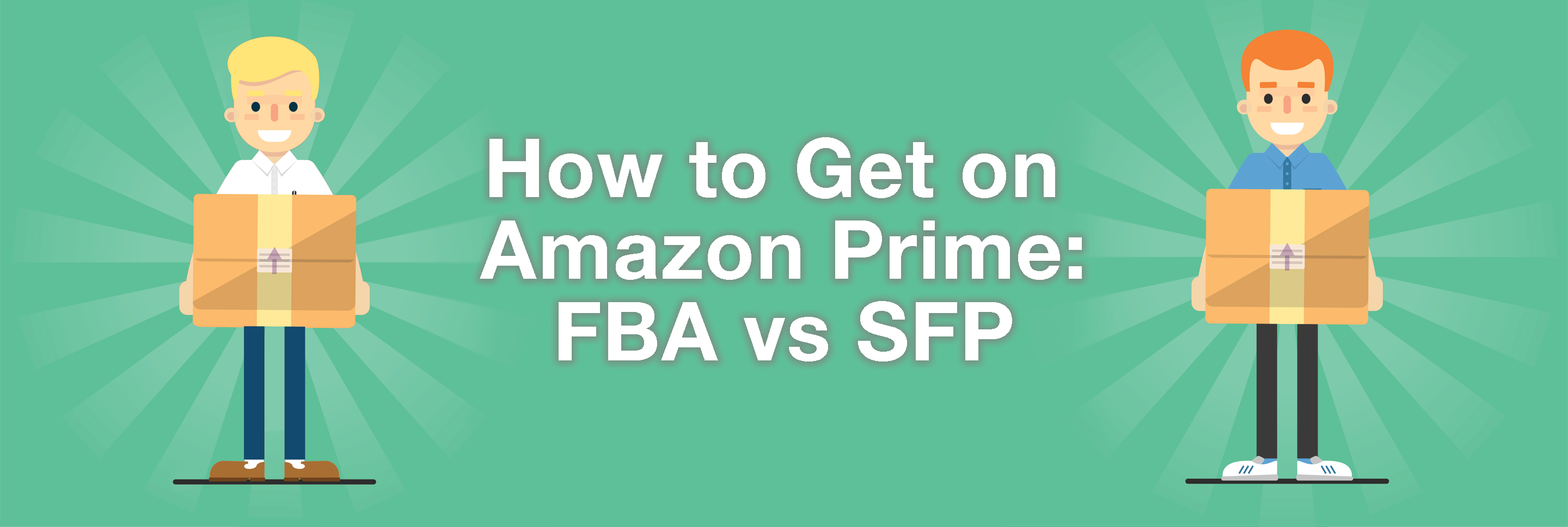 How to Get on Amazon Prime Header Image