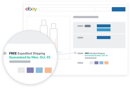 eBay Guaranteed Shipping with Deliverr