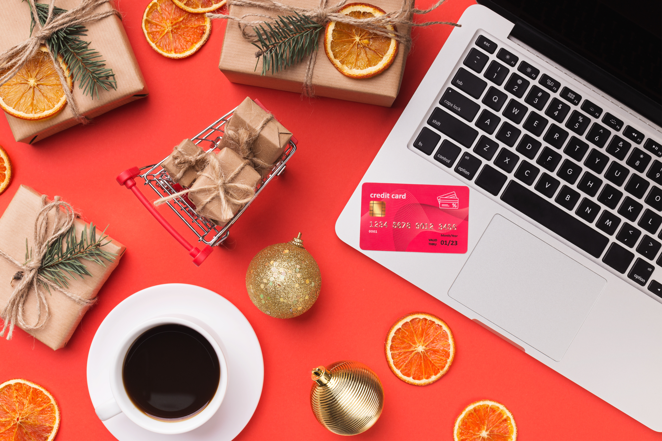 Holiday Shoppers Header