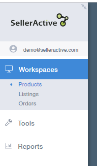 Workspaces – Products and Listings 2